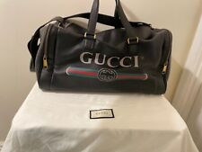 Brand New Gucci Duffle Bag
