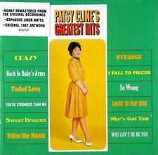 Greatest Hits [MCA] by Patsy Cline (CD, Sep-2003, MCA Nashville)