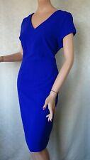 SIZE-16, BASQUE Stunning Blue Dress.