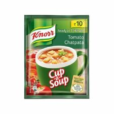 Knorr  Soup Tomato Chatpata Ready in One Minute 16gm each, PACK OF 10