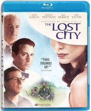 The Lost City Blu-ray 2005 Andy Garcia