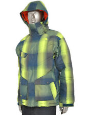 The North Face Men's Gitter Down Jacket - Andes Green - L