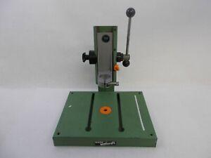 Wolfcraft Bohrständer, grün Modell 5400