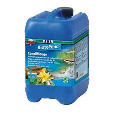 JBL BiotoPond - 5 L - Traitement de L'eau traitement Eau du bassin Biotope étang