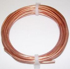 BONSAI WIRE 2 MM 500GR.COIL GENUINE PURE COPPER WIRE (DEAD SOFT)