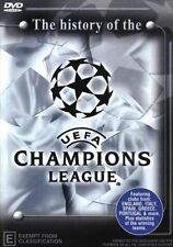 The History Of The UEFA Champions League DVD 1956-2001