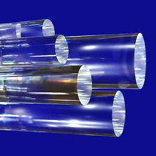 1 x 1m -  Acrylglas xt Rundstab - Ø 15 mm - farblos klar - Rundstange