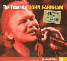 John Farnham Limited Edition Pop Music CDs & DVDs