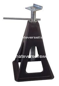 SET of 4 x CARAVAN JACK STANDS for stabilisers corner steady steadies motor home