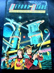Beyond The Stars Tales of Adventure in Time and Space Book Star Wars Dr Who 1986