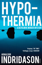 Arnaldur Indridason, Victoria Cribb - Hypothermia (Paperback) 9780099532279
