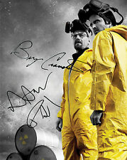 BREAKING BAD #1 10X8 PRE PRINTED (SIGNED) LAB QUALITY PHOTO REPRINT - FREE DEL