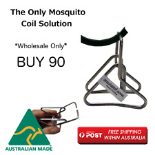 Get 90 Now - Wholesalers - Crochead The Only Mosquito Coil Holder Solution