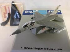 RARE~ BELGIUM Air Force NIB CDC Armour 5014 F-16 Falcon 1:100 Die Cast Plane NEW