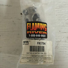 FLAMING RIVER 3/4 in DD Double Steering Joint P/N FR1794