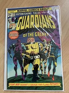 Astonishing Tales #29 First Ever Guardians Of The Galaxy Appearance! Great Copy!