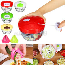 Multi-functional Portable Food Chopper Meat Cutter Machine Vegetable Slicer Tool