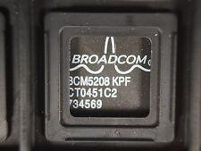 Broadcom, BCM5208KPF, 10/100Base-Tx Quad Transceiver  (421)