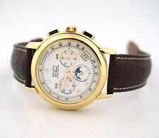 ZENITH CHRONOMASTER EL PRIMERO CHRONOGRAPH 18K YELLOW GOLD 30.0243.410 WATCH