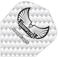 5 jeux = 15 ailettes de flechettes Harrows GRAPHLITE Ailette pour flechette dart