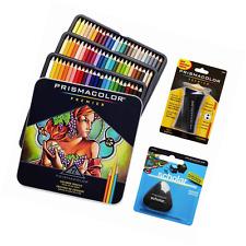 Prismacolor matite colorate scatola di 72 colori assortiti, studioso triangolare matita