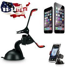 Universal Car Holder Winshield Phone Mount Bracket Clip for iPhone Samsung etc.
