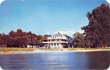 O-Nek-A-Ma Michigan~Portage Lake~Sprenger's Lakeview Resort Hotel~Luncheon~1950s