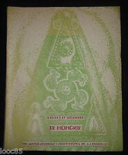 Contes et Légendes de Hongrie - S. Solymossy - ill. Benyovszki - préface Tharaud