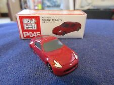 Tomica Taito Prize Half Size P045 Nissan Fairlady Z RED HO Scale 1:87