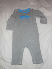 BNIP Boys L/S Rompersuit In Size 9-12 Months