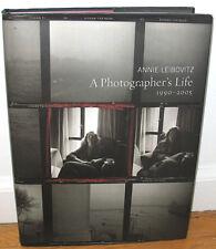 SIGNED Annie Leibovitz A Photographers Photographer's Life 1990 2005 HC DJ