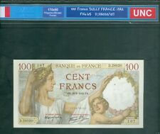 TOP QUALITÉ !!! BILLET DE  100  FRANCS SULLY 1942  NEUF !!!