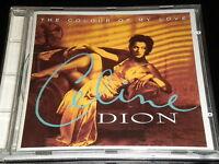 Celine Dion - The Colour Of My Love - CD Album - 15 Tracks - 1993