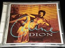 Céline Dion - la Couleur Of My Amour - Album CD - 15 Titres - 1993