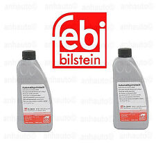 2-Mercedes Benz Automatic Transmission Fluid(MB Spec 236.14; Red)Made in Germany