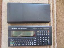 Sharp Pocket Computer PC-E220 - Engineer Software & Assembler