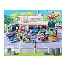 Children Bedroom WALL STICKERS cm 244x305 ROARY THE RACING CAR 40281 Walltastic