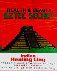 200g Aztec Indian Healing bentonite Caly Deep Cleansing Mask Skin care + gift