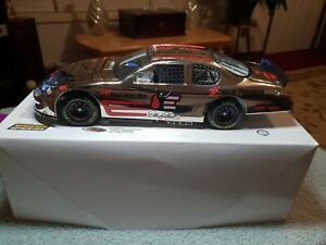 Action Racing Collectable 1/24 Scale Dale Earnhatdt 2006 Chrome Monte Carlo...