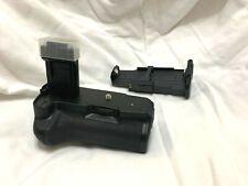 Battery Grip for Canon 450D 500D 1000D Rebel XT, BG-E5 replacement.
