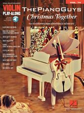 The Piano Guys Christmas Together Violin Play-Along Book and Audio 000262873