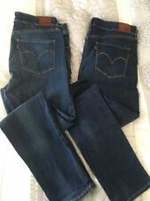Levi's High Waist Slim, Skinny Jeans for Women