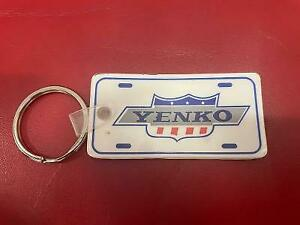 Camaro SS, Chevelle SS, Nova SS, COPO Rare and Hard to find Yenko Key Fob !!