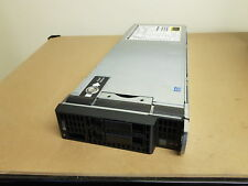HP ProLiant BL460c Gen8 Blade Server 1x Xeon E5-2640 2.5Ghz 6 Core 32GB 554FLB