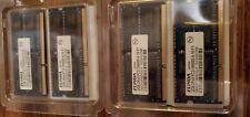 Elpida 8GB (4x2GB) 2Rx8 PC3-10600S-9-10-F1 Laptop Memory RAM