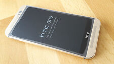 HTC One m9 32gb ORO on oro senza branding + simlockfrei ** COME NUOVO **