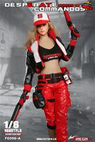 """1:6 Scale Fire Girl Toys FG056A Desperate Commando Fit 12""""PH TBL Figure Body"""