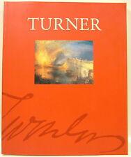 Michael Lloyd (ed) - Turner - lrg PB VGC J.M.W. Turner artist art exhibition