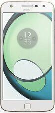 Motorola Moto Z Play 32GB Single Sim White/Fine Gold Neuware XT1635-02