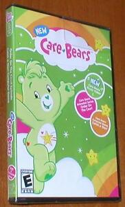 Care Bears Music Video/Catch a Star Game/Order On The Court New Windows DVD-ROM